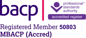 FAQ & Cost. BACP Accredited Logo